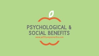 psychological and social benefits